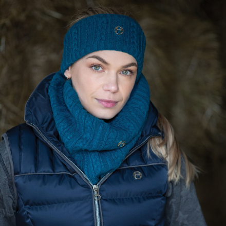 Equetech Cable Twist Snood